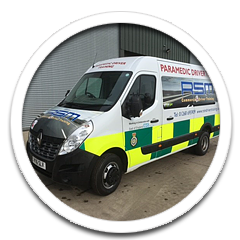 Ambulance Driver Training Courses