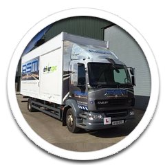 HGV Category C1 and C1E Training