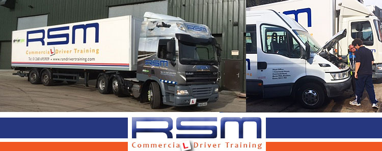 HGV Driver training in Essex