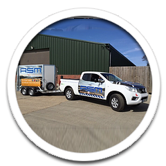 Trailer Towing Training for drivers wanting to tow trailers, caravans and horseboxes.