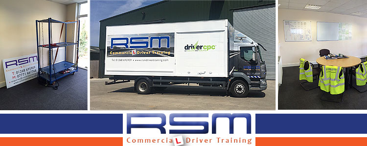 Driver CPC training courses Essex