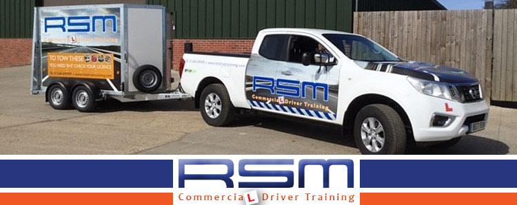 Trailer Towing Training Courses Essex