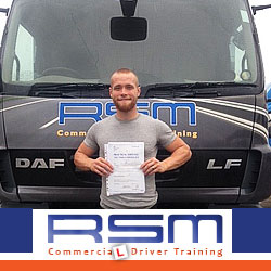 HGV Category C training