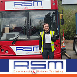 Callum Passes PCV Test First Time