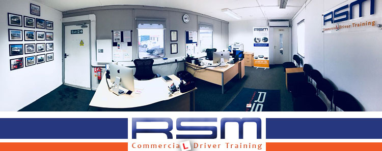 RSM Commercial Driver Training office