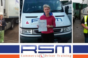 Commercial Driver training for women