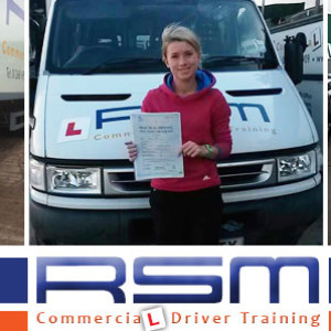 Increase In Women Driving Lorries
