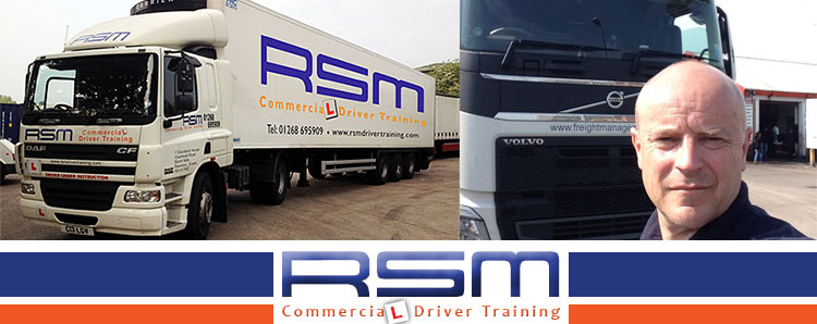 Career driving HGV's