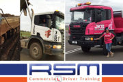 HGV driver training for women